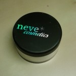 cipria hollywood neve cosmetics