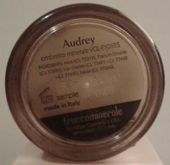 Ombretto Audrey