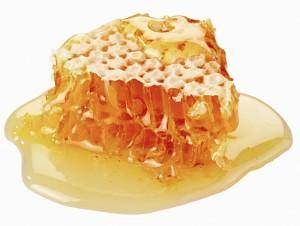 Uno dei prodotti del lavoro delle api: il miele