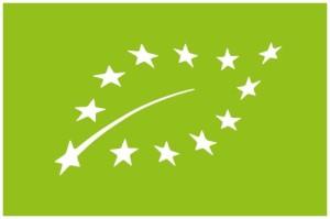Il logo che contraddistingue l'olio extravergine di oliva biologico