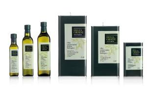 L'offerta di olio extravergine di oliva biologico