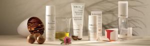 I prodotti Dr. Hauschka, una delle marche disponibili nella bioprofumeria