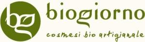 Il logo del negozio di cosmetici ecobio e naturali biogiorno