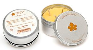 Candele naturali aromaterapiche