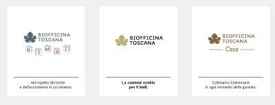 Cosmetici ecobio Biofficina Toscana