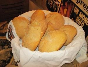 Il pane preparato con pasta madre di 60 anni
