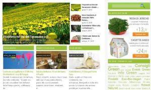 Il blog dedicato a tematiche ecologiche e di riciclo