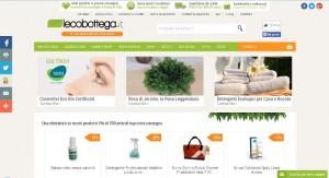 Il sito di prodotti ecobio