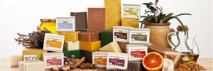 I saponi naturali prodotti da LaSaponaria