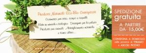 La presentazione di Biologiko Store, dedicata alla cosmesi eco-bio e non solo