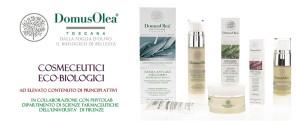I cosmetici naturali di Domus Olea Toscana sono in vendita su Bella Naturale