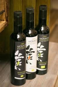 Ecco i vari tipi di olio extravergine biologico Monaco