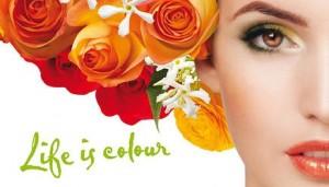 La linea Floreal makeup di Zuii Organic