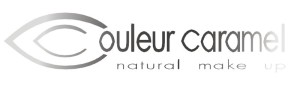 Il logo dei cosmetici naturali Couleur Caramel