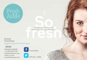 I riferimento del sito Fresh|AsMe dei cosmetici naturali ed integratori alimentari Ringana