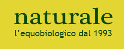 Il logo del negozio bio Il Naturale