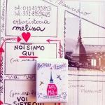 Melissa Erboristeria, a Torino: bioprofumeria con salotto!