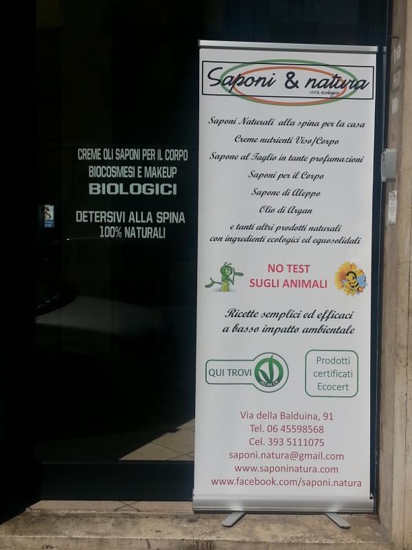 Saponi natura cosmetici naturali e detersivi ecobio a roma - Detersivi ecologici fatti in casa ...