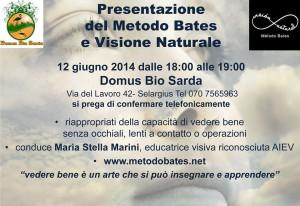 Un seminario organizzato dalla Domus Bio Sarda