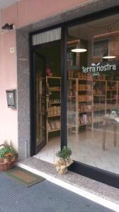 Ancora un'immagine di questo nuovo negozio bio di Jesolo