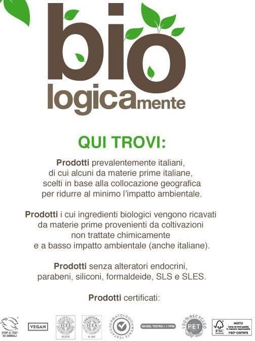 bio logicamente flyer