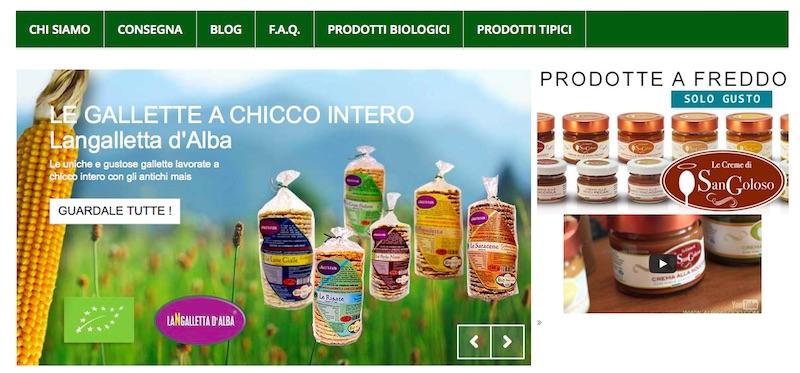 prodotti biologici online AlbraFood