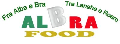 Il logo di AlbraFood, il negozio online di prodotti biologici