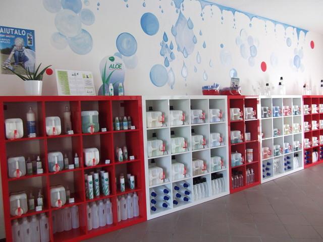 Detergenti Ecologici : La goccia detergenti profumi e creme biologiche