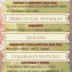 INCI dei prodotti cosmetici – ingredienti dannosi