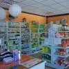 L'interno del negozio bio di Fagagna (UD)