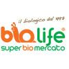 Il logo dei supermercati BIOLIFE