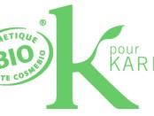 Il logo della casa K Pour Karitè